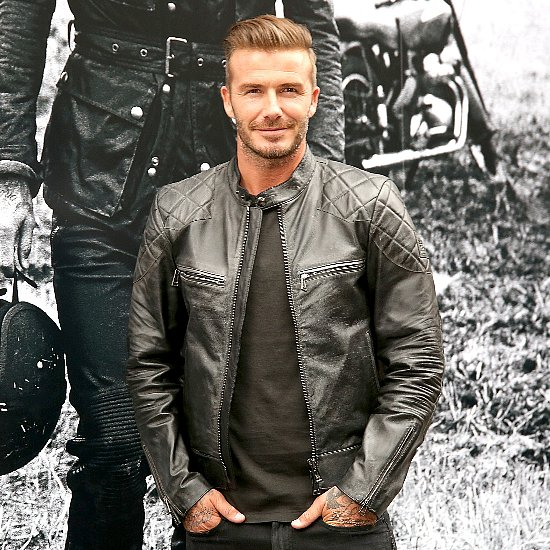 Style Icon: David Beckham (1/5)