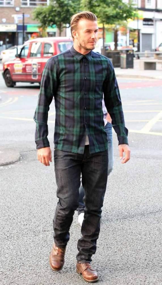 Style Icon: David Beckham (2/5)