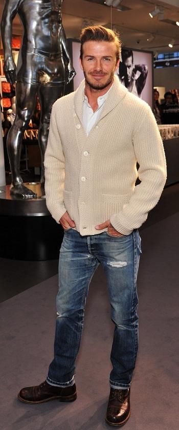 Style Icon: David Beckham (4/5)