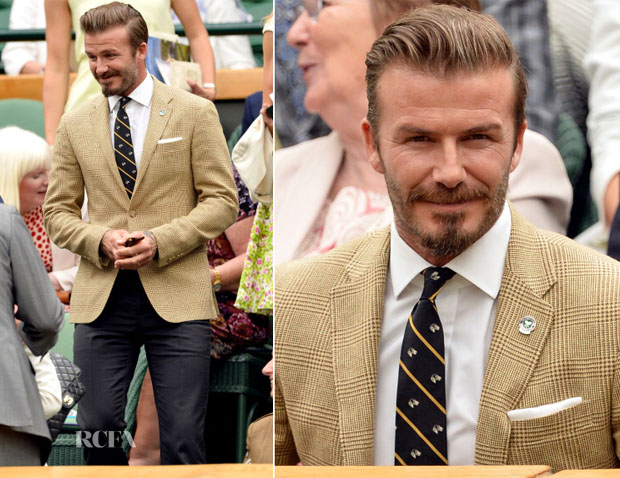 Style Icon: David Beckham (5/5)
