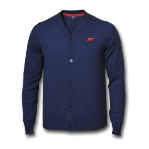 Navy Arsenal Cardigan £20 http://arsenaldirect.arsenal.com/knitwear/arsenal-cardigan/invt/a8448