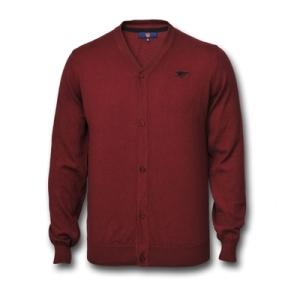 Burgundy Arsenal Cadigan £20 http://arsenaldirect.arsenal.com/knitwear/arsenal-cardigan/invt/a8449