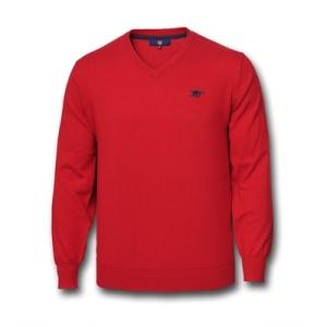 Red Arsenal Jumper £20 http://arsenaldirect.arsenal.com/knitwear/arsenal-v-neck-sweater/invt/a8452