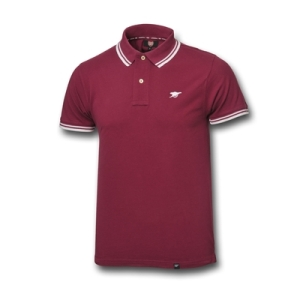 Berry Arsenal Polo Shirt £25 http://arsenaldirect.arsenal.com/polos/arsenal-cannon-redcurrant-polo-/invt/a8945