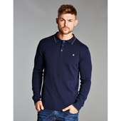 Tipped Collar Knitted Polo Shirt €54 http://www.chelseamegastore.com/stores/chelsea/products/product_details.aspx?pid=152379&cid=3854