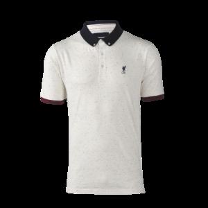 Nep Yarn Polo Shirt £35 http://store.liverpoolfc.com/lfc-mens-nep-yarn-polo/?
