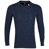 Wool Cable Knit Jumper €132 http://store.manutd.com/stores/manutd/products/product_details.aspx?pid=152080&cid=1806