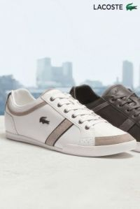 Lacoste White Trainers €136