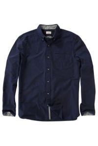 Navy Oxford Shirt €28