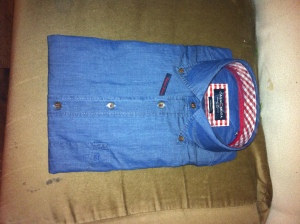 Casa Moda Denim Shirt