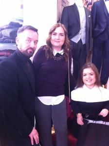 Brendan, Sandra & Sinéad