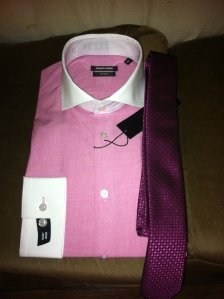 Remus Oumo Shirt and Zazzi Tie