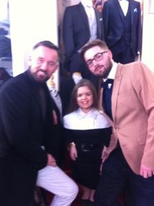 Brendan, Sinéad & I