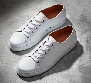 White Leather Sneakers €49.99