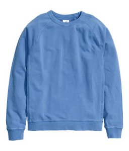 Blue Sweatshirt €19.99