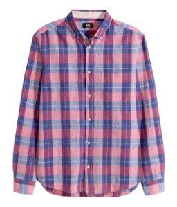 Check Shirt €24.99