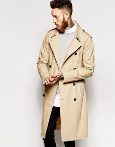 asos trench