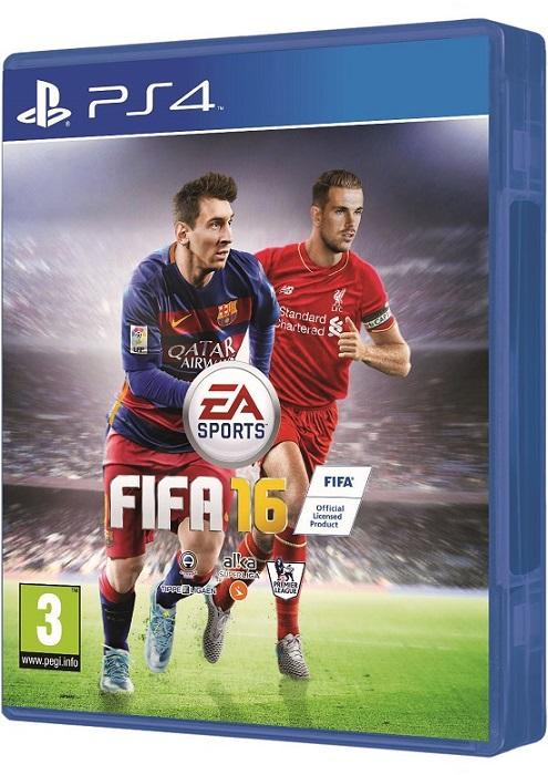 Fifa 2016 PS4 €74.99