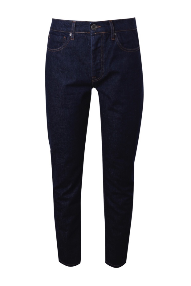 Slim fit indigo denim €34